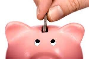 Piggy bank'